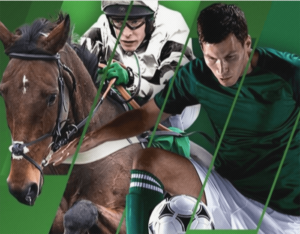 Offer unibet at the sign up