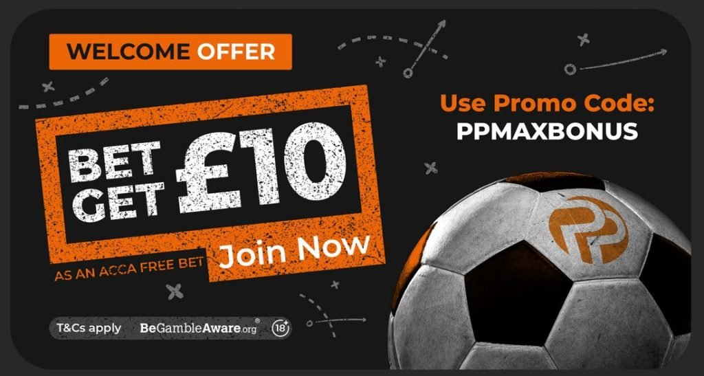 Premier Punt sign up offer