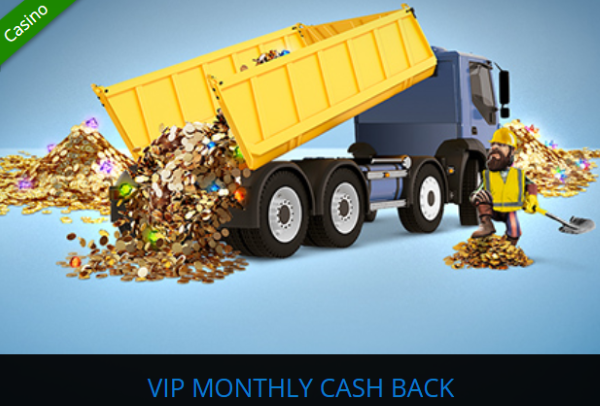 VIP Casino Cash Back