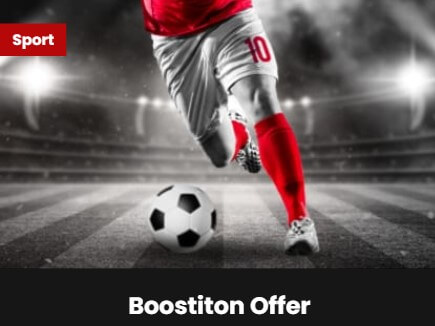 Betiton Existing Customer Offer Acca Boost